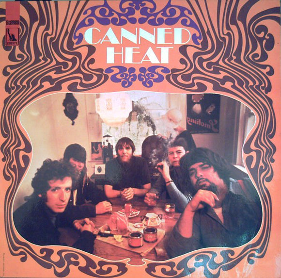 Used - Canned Heat ‎– Canned Heat - LP