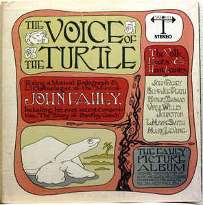 Used - Fahey, John - The Voice Of The Turtle - LP
