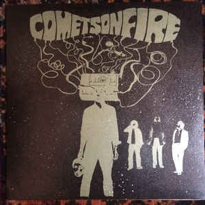 Used - Comets On Fire - Self Titled - LP