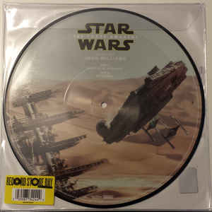 Used - Williams, John - Star Wars Pic Disk - 10""