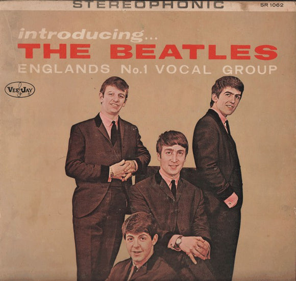 Used - The Beatles ‎– Introducing... The Beatles - LP