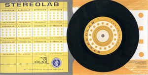 Used - Stereolab - The In Sound 7""