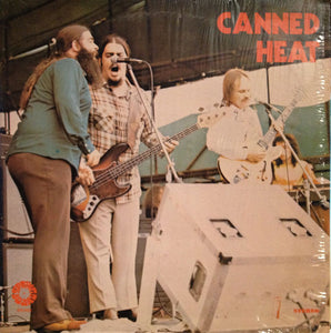 Used - Canned Heat ‎– Canned Heat (2) - LP