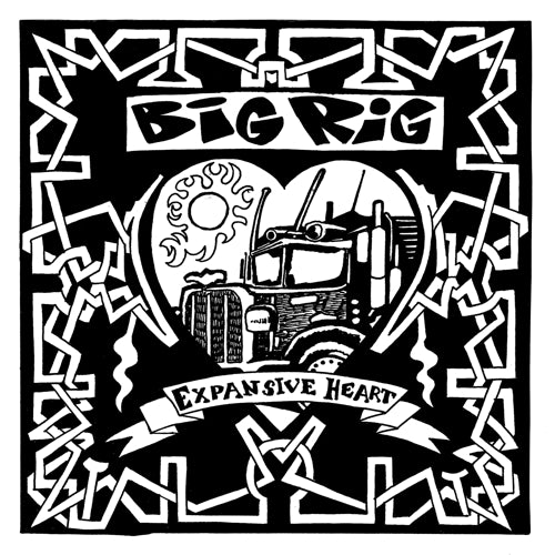 New - Big Rig - Expansive Heart - 7