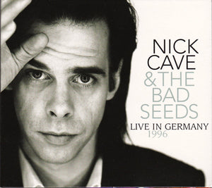 Used - Cave, Nick & The Bad Seeds ‎– Live In Germany 1996 - LP
