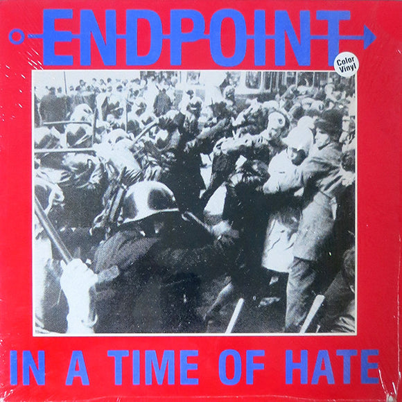 Used - Endpoint - In A Time of Hate - LP