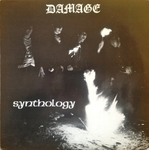 Used - Damage - Synthology - LP