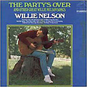 Used - Nelson, Willie - The Party's Over - LP