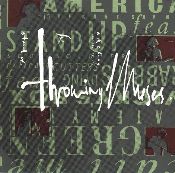 Used - Throwing Muses ‎– Throwing Muses - LP