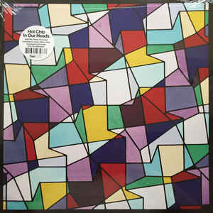 Used - Hot Chip - In Our Heads - 2xLP
