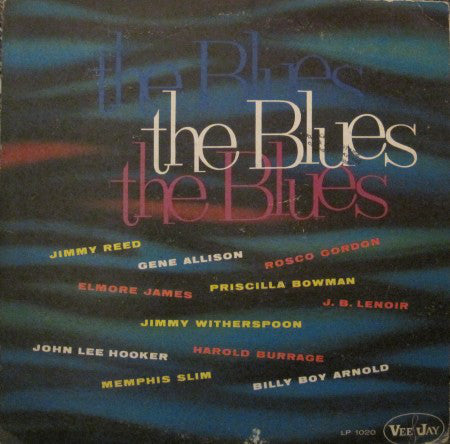 Used - Various ‎– The Blues - LP