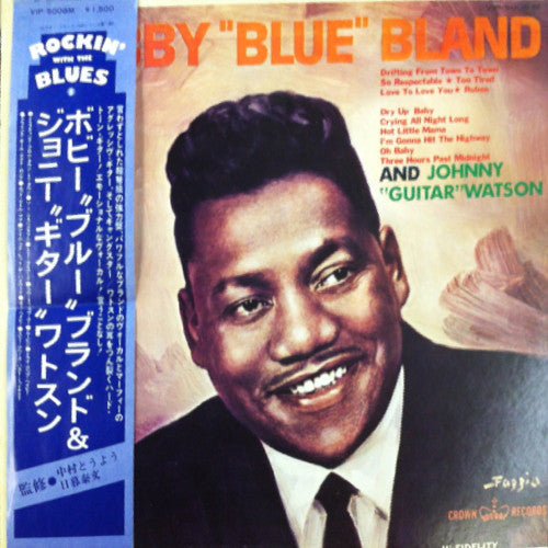 Used - Bland, Bobby Blue And Johnny