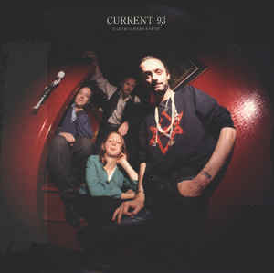 Used - Current 93 - Earth Covers Earth - LP