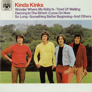 Used - Kinks - Kinda Kinks - LP