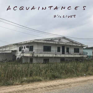 Acquaintances - 8 1/2 Lives - LP