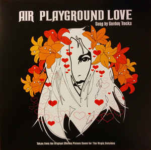 Used - Air - Playground Love - 7