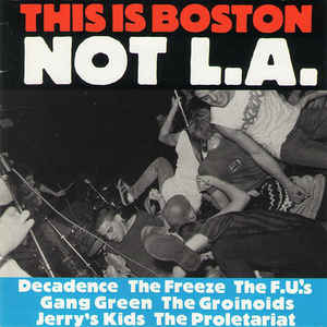 Used - V/A - This Is Boston Not LA - LP