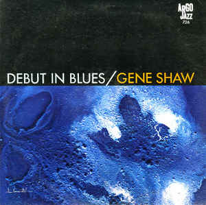 Used - Shaw, Gene - Debut In Blues - LP