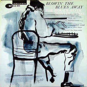 Used - Silver, Horace Quintet & Trio - Blowin' The Blues Away - LP