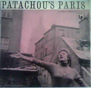 Used - Patachou - Patachou's Paris - LP
