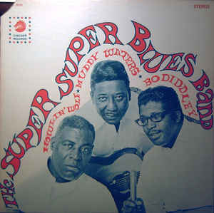 Used - V/A - Super Super Blues Band LP