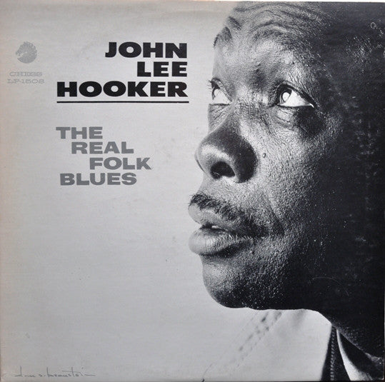 Used - Hooker, John Lee ‎– The Real Folk Blues - LP