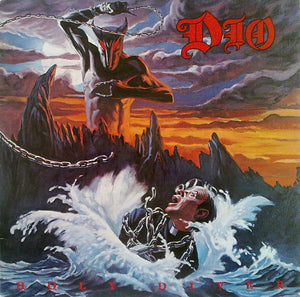 Used - Dio ‎– Holy Diver - LP