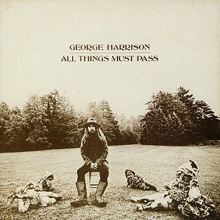 Used - Harrison, George - All Things Must Pass - LP