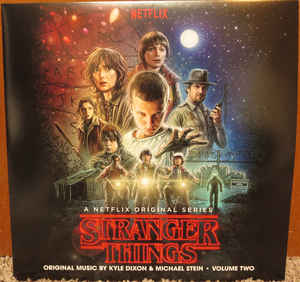Stranger Things OST - Volume 2 - 2xLP