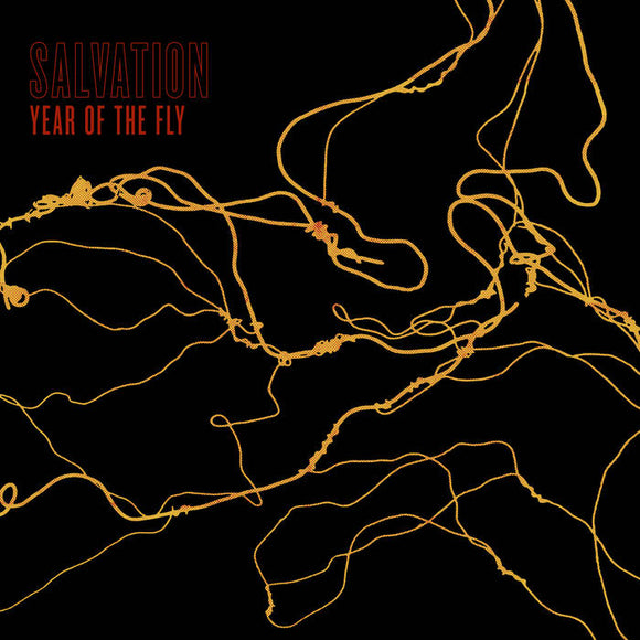 Salvation - Year Of The Fly - LP
