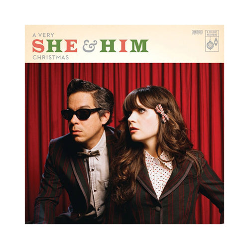 She & Him - A Very She & Him Christmas - LP