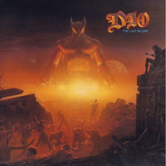 Used - Dio - The Last in Line - LP