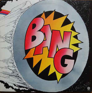 Used - Bang - Self Titled - LP