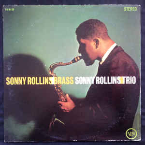 Used - Rollins, Sonny - Brass - LP