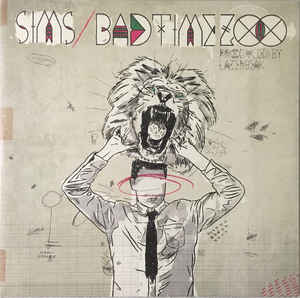 Used - Sims - Bad Time Zoom - 2xLP