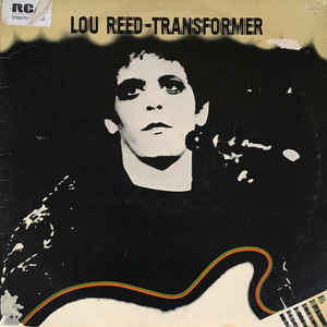 Reed, Lou - Transformer - LP
