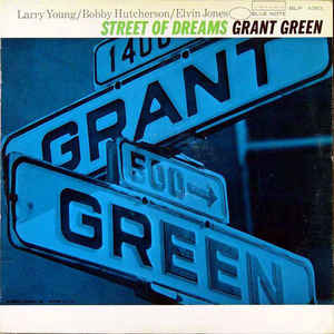 New - Grant Green - Street Of Dreams - LP