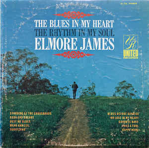 Used - James, Elmore - The Blues In My Heart - LP