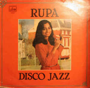 New - Rupa - Disco Jazz - LP