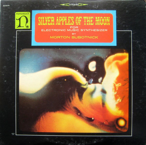 Used - Subotnick, Morton - Silver Apples of the Moon - LP