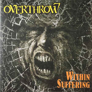 Used - Overthrow - Within Suffering - 2xLP