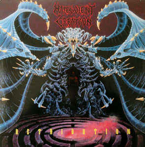 Used - Malevolent Creation - Retribution - LP