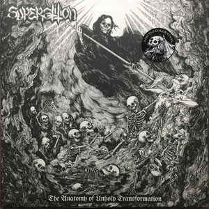 Used - Superstition - The Anatomy Of Unholy Transformation - LP
