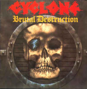 Used - Cyclone - Brutal Destruction - LP