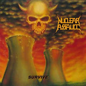 Used - Nuclear Assault - Survive  - LP