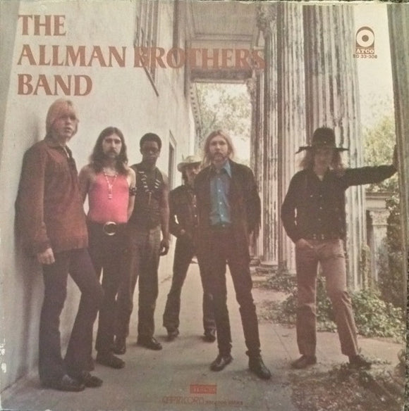 Used - Allman Brothers Band ‎– The Allman Brothers Band - LP
