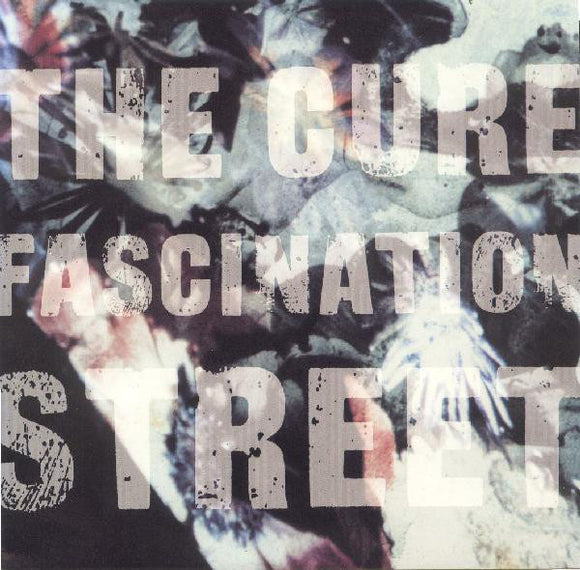 Used - Cure ‎– Fascination Street - 7