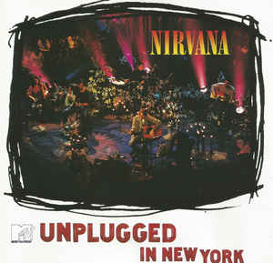 Nirvana - Unplugged In New York - LP