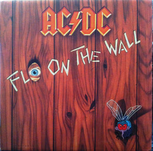 Used - AC/DC ‎– Fly On The Wall - LP