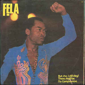 Kuti, Fela - Army Arrangement - LP